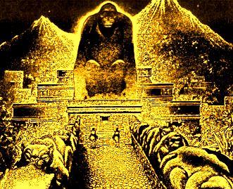 orasul zeului maimuta