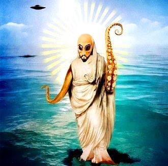 Iisus extraterestru blasfemie
