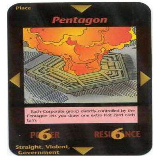 atac pentagonului