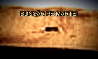 Descoperirea mileniului: pe o poză NASA se observă un buncăr şi mai multe rachete! Guvernul SUA le-a adus pe planeta Marte sau sunt artefacte extraterestre!?