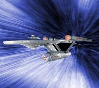 """Nu mai e SF! NASA a creat accidental un """"câmp de distorsiune""""! Astfel, ca în """"Star Trek"""", se pot construi nave ce se deplasează cu viteze mai mari decât viteza luminii!"""