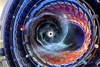 CERN gaura neagra
