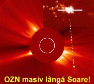 OZN soare