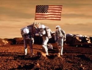 """Proiectul ultrasecret """"Redsun"""" - o cooperare ocultă dintre SUA şi fosta URSS: omul ar fi ajuns pe Marte cu succes în 1973!"""