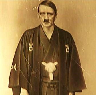Hitler-Kimono