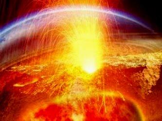 cutremur eruptie vulcanica