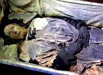 mumie episcop
