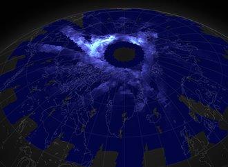 Un fenomen neobişnuit: din ce în ce mai mulţi nori noctilucenţi misterioşi apar pe cer, în mai multe locuri din lume! De ce!?