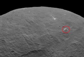 piramida pe Ceres