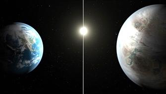 Ce veste fantastică: NASA a găsit o planetă geamănă Pământului, aflată la 1.400 de ani-lumină şi care îşi orbitează steaua exact în 384,84 de zile! NASA, ne crezi atât de proşti!?