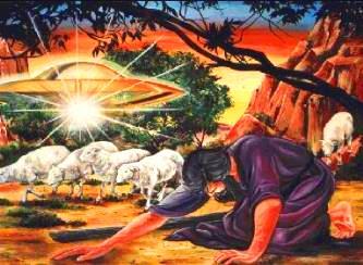 Un specialist NASA confirmă: profetul Iezechiel din Biblie a observat o navă extraterestră ce depindea de o navă-mamă aflată în apropierea Pământului!