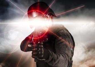 arme cu lasere plasma