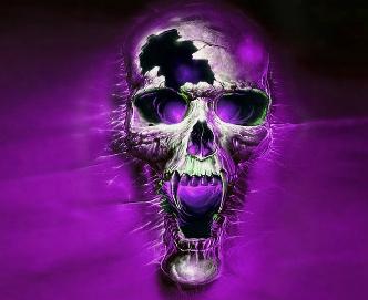 Cel mai misterios artefact din lume: craniul purpuriu al piratului Al-Maruk, un craniu cu puteri paranormale incredibile!