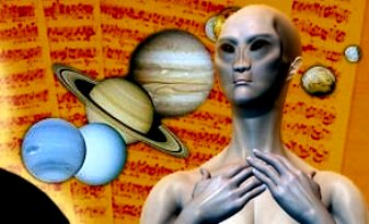"""Dovada că """"extratereştrii"""" nu sunt altceva decât oameni... Extratereştrii nu ar putea respira aerul nostru, să meargă normal sau să vorbească limba noastră!"""