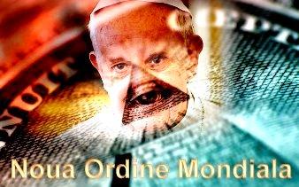 noua ordine mondiala papa Francisc