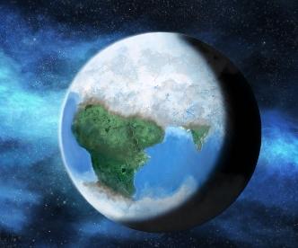 pamant ice age
