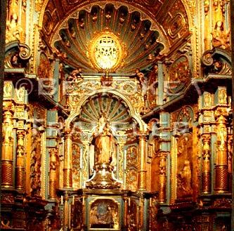 Fabulosul templu de aur de la Cuzco... Cine l-a construit? Cumva vechea civilizaţie inteligentă a Atlantidei?