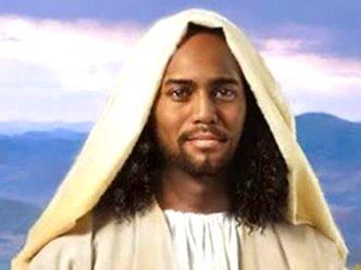 Iisus negru
