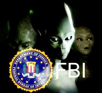 extraterestri FBI