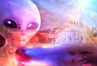 """Astronomul-şef al Vaticanului, părintele Funes, crede că ne vom întâlni în curând cu extratereştrii! Fiţi vigilenţi la această înşelătorie """"marca Illuminati"""", realizată cu ajutorul iezuiţilor din Biserica Catolică!"""