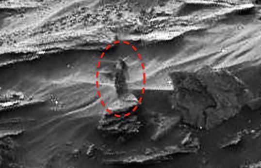 femeie pe Marte 1