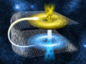 """""""Fizicienii au realizat o gaură de vierme""""! Uau! Titlul acesta ar fi trebuit să fie ştirea secolului, dar totuşi..."""