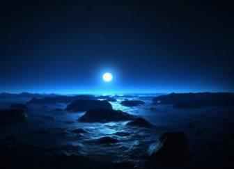 """După un cutremur, """"Luna"""" efectiv a fugit pe cer, încălcând legile fizicii! Iar totul s-a întâmplat în România! Ce explicaţii avem?"""