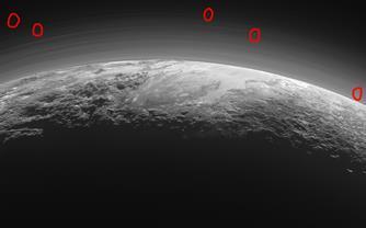 OZN NASA Pluto 1