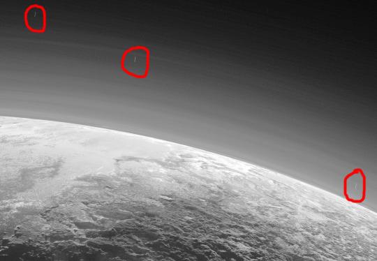 OZN NASA Pluto 3
