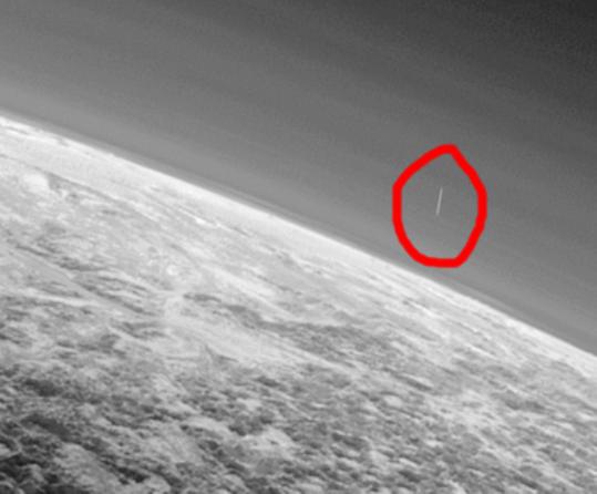 OZN NASA Pluto 4