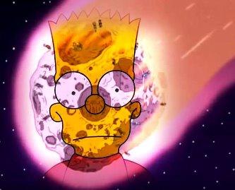 asteroid Simpson
