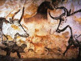 Picturile secrete, vechi de 15.000 de ani, din peştera Lascaux! Acolo au fost pictate haine şi case din zilele noastre! Sunt imagini dintr-o altă civilizaţie avansată foarte veche? De ce sunt ascunse publicului!?