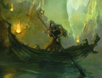 """Tartarus (Tartar) - tărâmul morţilor, un abis fără Soare, misterioasa lume subterană în care se află încătuşaţi """"titanii"""" sau """"îngerii căzuţi""""!"""
