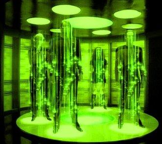 teleportarea umana