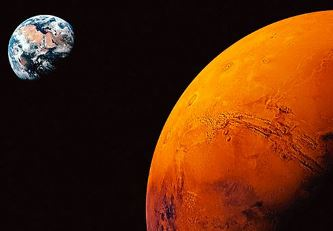 viata pe Marte NASA