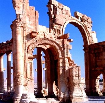 poarta stelara Palmira
