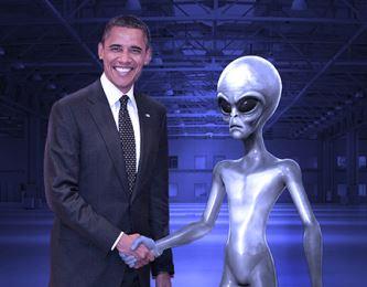 Obama extraterestri