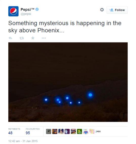 Pepsi Phoenix