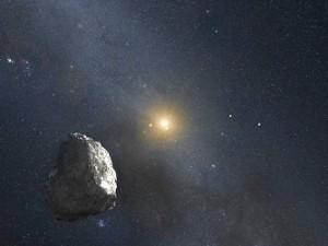 Astronomii au descoperit un obiect ceresc misterios şi necunoscut, aflat la marginea sistemului nostru solar!