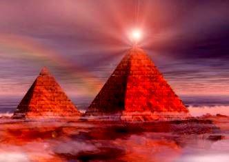 În patru piramide egiptene s-au descoperit mari anomalii termice, iar oamenii de ştiinţă n-au nicio explicaţie! Se activează energia ascunsă a piramidelor?