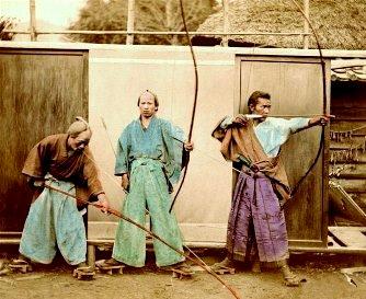Fotografii incredibile ale samurailor, războinicii neînfricaţi ai Japoniei! Iată cum arătau ei acum 150 de ani, la dispariţia lor!