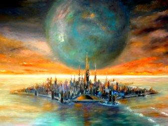 Atlantida si planeta X