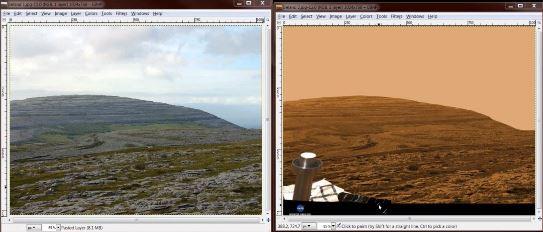 Irlanda Marte