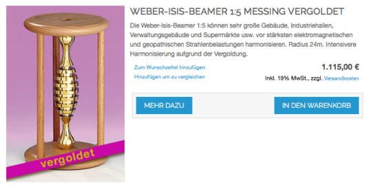 Isis Beamer 2