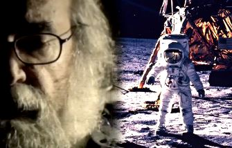 Kubrick farsa aselenizare