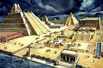 Încăperi misterioase au fost descoperite sub un mare templu aztec, dar încă sunt sigilate! Ce sacrificii sângeroase făceau aztecii în trecut! Pentru cine o făceau... zei sau extratereştri?