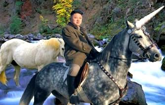 Unicornul sau inorogul, animalul mitologic cu puteri miraculoase şi cu un corn în frunte, chiar a existat cu adevărat, nu doar în basme! Oamenii de ştiinţă nord-coreeni au descoperit mormântul unui inorog călărit de un celebru rege antic!