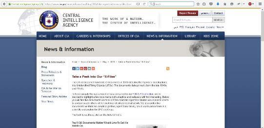 CIA link OZNuri