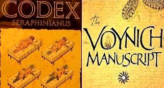 Codex Seraphinianus Manuscrisul Voynich