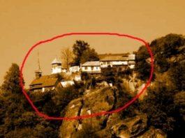 Mănăstirea Cetăţuia Negru-Vodă, construită pe un vechi sanctuar dacic, e locul unde s-au descoperit schelete misterioase de uriaşi!